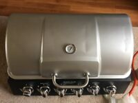 BARGAIN Brand New Gas BBQ grill with side burner – BOXED - family-sized 6 burner - Grill missing