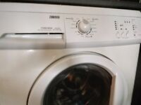 Zanussi washer, white excellent condition