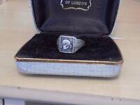 ww2 style german ring