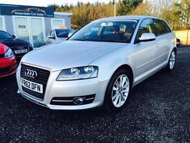 2013 Audi A3 Sport Finance available PX welcome