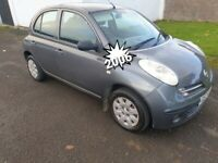 Nissan, MICRA, Hatchback, 2006, Manual, 1240 (cc), 5 doors