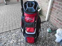 Callaway lightweight cart bag