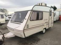 Mid 90s ABI gt whiterose lightweight elddis swift ace caravan CAN DELIVER
