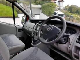 Vauxhall Vivaro 2.5 CDTI