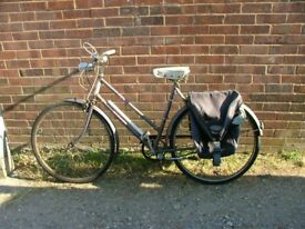 raleigh capri ladies bike