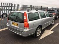 MID MONTH SALE 2004 Volvo V70 2,4 litre diesel 5dr estate automatic 1 owner