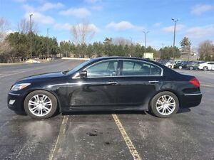 2012 Hyundai Genesis Sedan NAVIGATION/HEATED LEATHER/LEXICON AUD