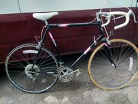 """Mens Large Falcon sprint road bike in mint condition 25"""" frame ref84 Bristol upcycles bikes Racer"""