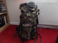BRITISH ARMY LARGE BERGEN/BACKPACK