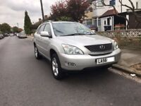 Fully loaded Lexus 350 3.5L SE-L Petrol Automatic/Manual Combi SUV. Mileage 81K. Next MOT March 2018