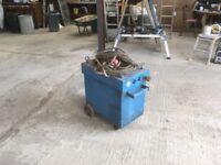 Heavy duty welder 3 phase