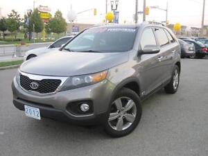 2012 KIA SORENTO EX | Back Up Cam • 2 Sunroofs