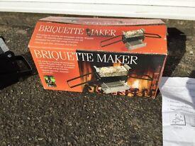 Briquete Maker