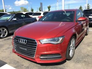 2016 Audi A6 3.0T Progressiv Quattro 8sp Tiptronic Executive De
