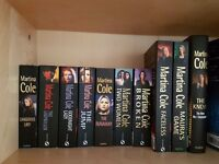 Martina Cole's 10 books in order of publication