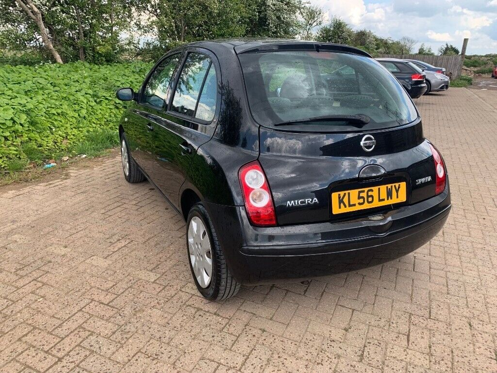 NISSAN MICRA AUTOMATIC FOR SALE IN GOOD CONDITION  NO BANG OR RATTLING  NOISE  FANTASTIC DRIVE | in Houghton Regis, Bedfordshire | Gumtree