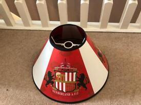 Sunderland football lightshade Excellent condition light shade