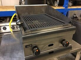 Lincat CG4/N Gas Chargrill, 20 char grills in stock also Rational, hobart