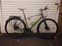 Saracen Clever Mike 18 inch frame