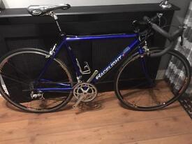Kinesis Racelight T 7005 Series - Audax - Winter Bike - road bicycle