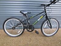 CHILDS APOLLO SWITCH BIKE IN EXCELLENT ALMOST NEW CONDITION.. (SUIT APPROX. AGE. 6 / 7+)..