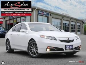 2014 Acura TL ONLY 91K! **TECHNOLOGY PKG** CLEAN CARPROOF