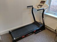 BH Fitness F1 Smart Folding Treadmill
