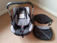 Silver Cross Cargo Baby Car Seat