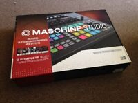 Native Instruments Maschine Studio NEW (free 24h postage)