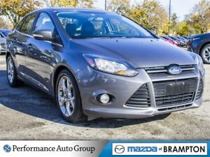 2013 Ford Focus TITANIUM. BLUETOOTH. SAT RADIO. ROOF. CAMERA