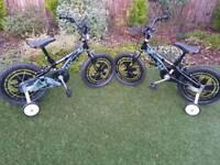 X2 batman bikes 16inch