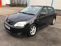 Toyota Corolla 2.0 D4D ** Bargain** No Claim calls