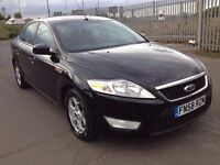 (58) Ford Mondeo zetec 1.8 tdci , mot - September 2017 , service history,2 owners,vectra,focus,astra