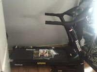 Reebok Treadmill ZR8 mint condition £289