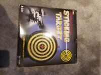 Target for nerf gun (sticky)
