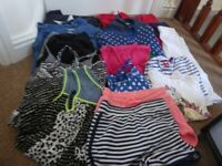 Girls Clothes Bundlle, Aged 9, 17 Items