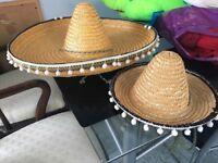 2 sombreros