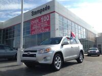 2009 Toyota RAV4 Limited V6 w/Leather and Sunroof
