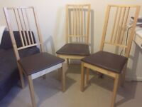 3 Dining Chair