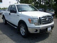 2012 Ford F-150 XLT SUPERCAB 4X4 V8 5.0L MAG MPIEDS GR ELECT BAL