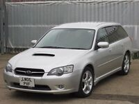 2005 (05 reg), Subaru Legacy 2.0 5dr, 2.0 GT (Turbo Model )