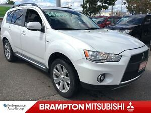 2011 Mitsubishi Outlander XLS (ONE OWNER! 7-SEATER CAPACITY!)