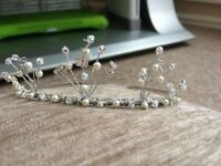 Tiara designed and made by Liza for Ellie K