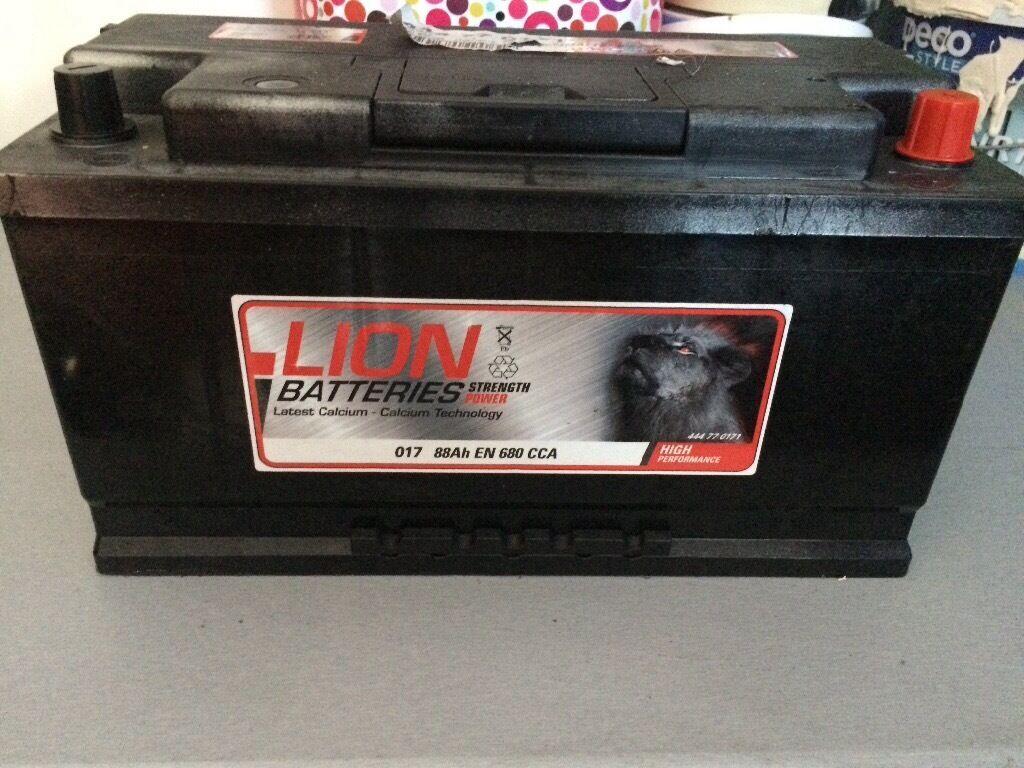 bmw 320d touring car battery type 017 680cca oem replacement lion batteries car battery 88ah. Black Bedroom Furniture Sets. Home Design Ideas