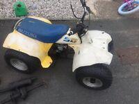 Suzuki 50 quad