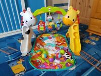 For Sale Fisher Price Newborn-to-Toddler Play Gym