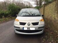 Renault modus for sale, MOT, drives nice.