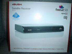 Bush Satellite Receiver
