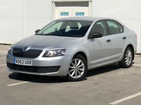 Skoda Octavia 1.6 TDI CR S 5dr - FREE ROAD TAX