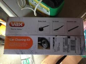 Vax car cleaning kit new boxed - make me an offer!